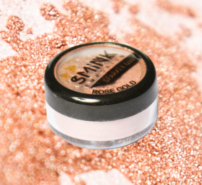 Sparkle Dust – Rose Gold