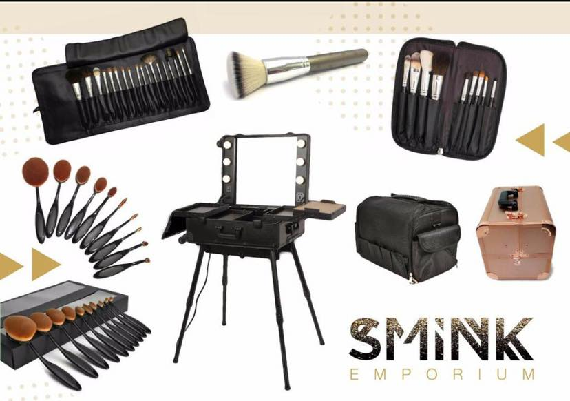 Brush sets & Cases Promotion